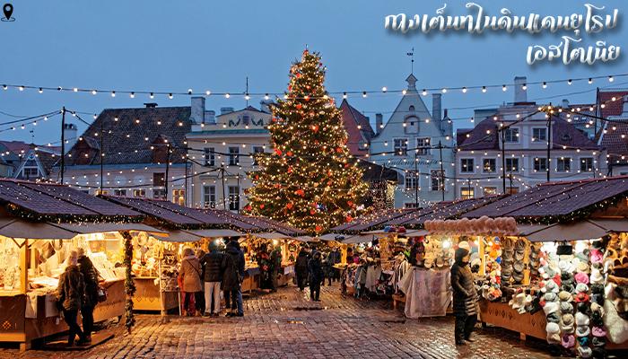 กางเต็นท์ที่เอสโตเนีย ประทับใจดินแดนเล็กๆในยุโรป