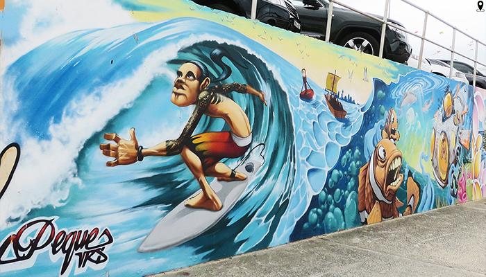 หาดสวรรค์ของคนรักคลื่น Bondi & Manly Beach ออสเตรเลีย