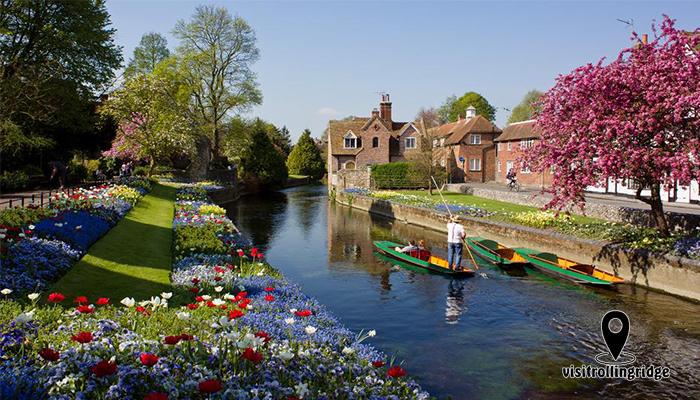 Canterbury (แคนเทอเบอร์รี่) ประเทศอังกฤษ